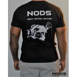 T-Shirt NODS Skullcrusher Noir